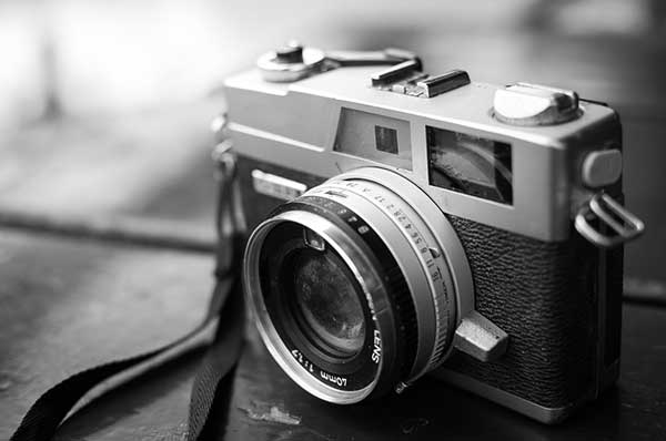 This is a picture of my favorite camera.