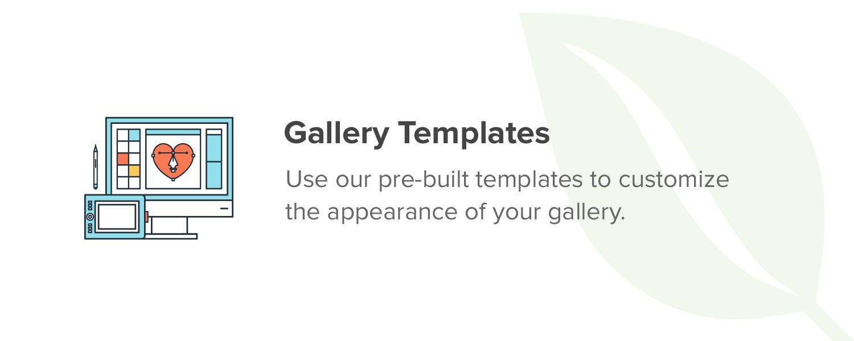 wordpress gallery templates envira gallery