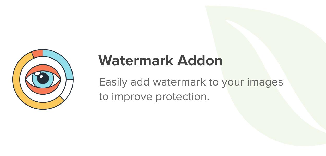 Watermark Addon