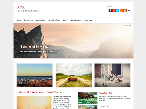 57 Best Free Photography Themes for WordPress