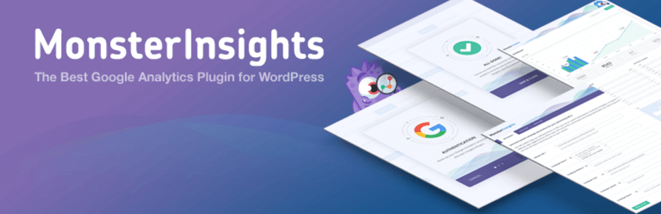 Google Analytics by MonsterInsights best WordPress plugins for photographers