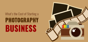 How Much Does It Cost To Start A Photography Business