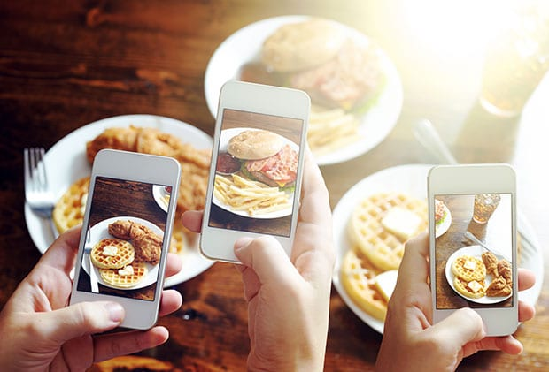 Light Makes Sense - Food Photography