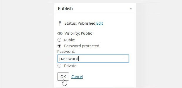 How to Create Password Protected Image Galleries in WordPress