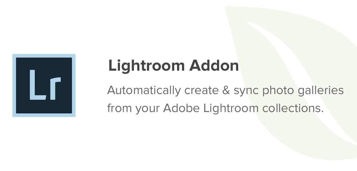 Envira Gallery Adobe Lightroom Addon