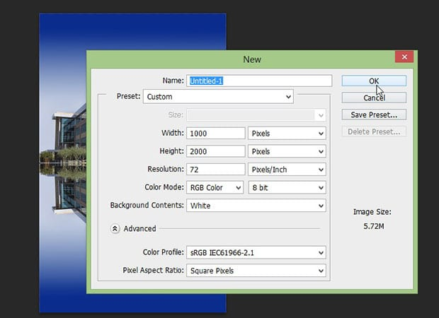 How to Add Water Reflection Effect to Your Images in Photoshop