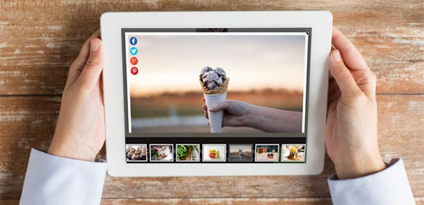 How to Create WordPress Gallery Slideshow with Thumbnails