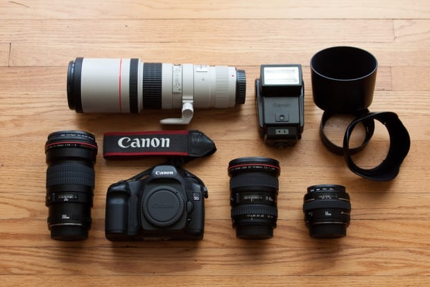 Equipment for Freelance Photographer