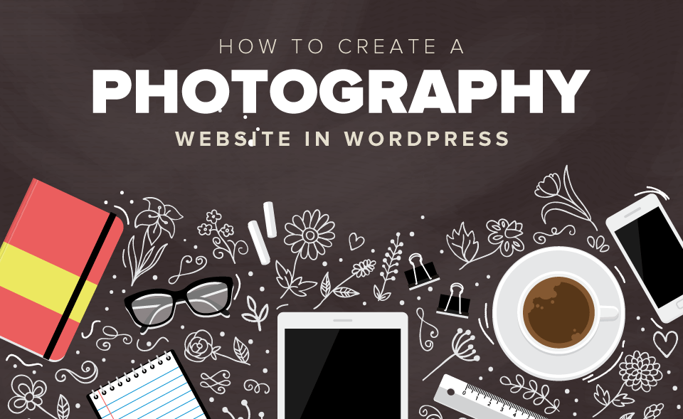 How to Create a Photography Website in WordPress