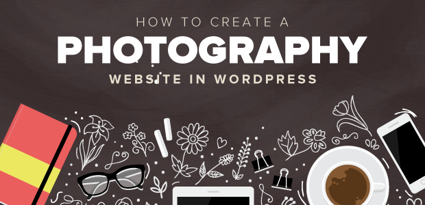 Create a Photography Website