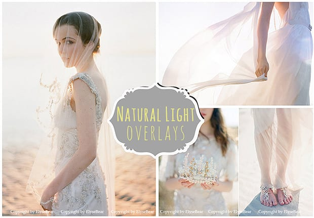 natural light overlays
