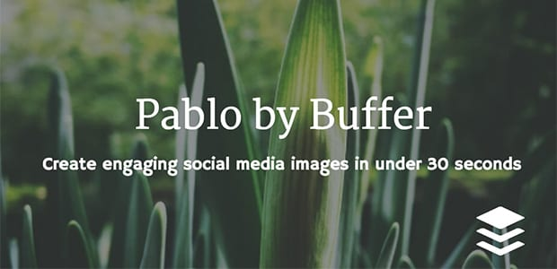 Pablo by buffer for social media images