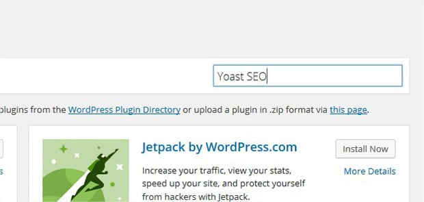 Search Yoast