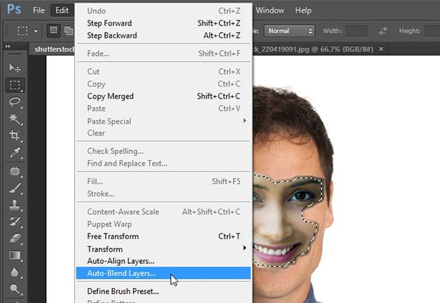 How to Easily Swap Faces in Photoshop