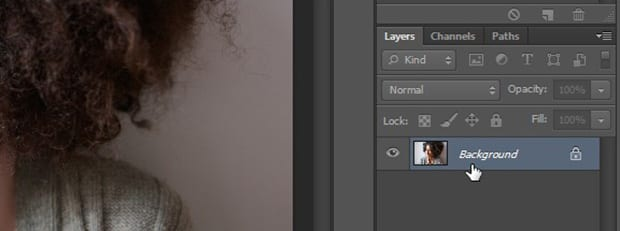 Unlock Background Layer