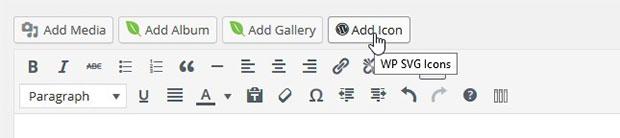 Add Icon