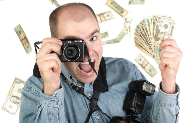 Shoot Big Weddings to Earn More Money