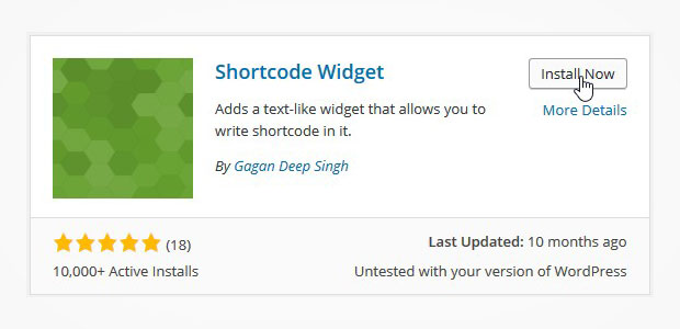 How to Make Shortcodes Work in Your WordPress Sidebar Widgets