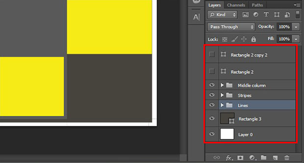 Layers Groups
