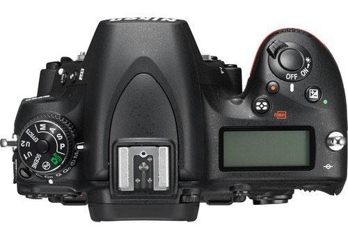 Nikon D750 UP View