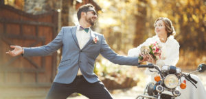 Shooting Your First Wedding