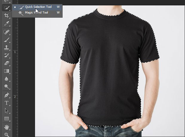 How to Create a T-Shirt Mockup in Photoshop