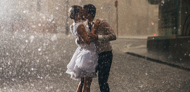 Shooting a Wedding when it rains