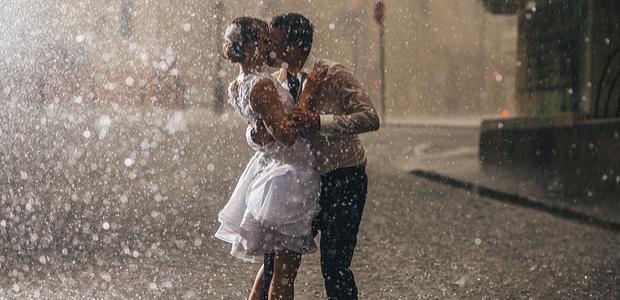 Shooting a Wedding when it rains