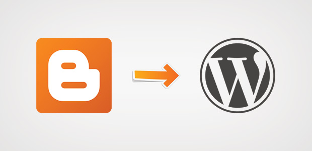 Switch to Blogger from WordPress