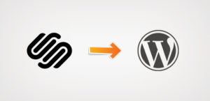 Switch to WordPress from Squarespace