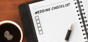 Wedding Photoshoot Checklist