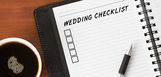 Wedding Photoshoot Checklist