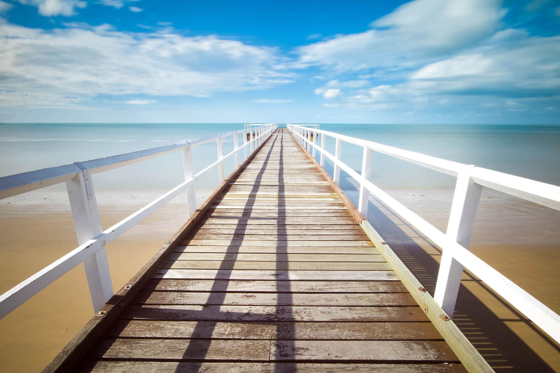 Where Sea & Sky Meet