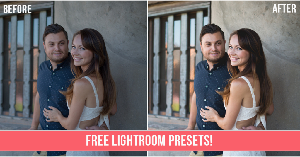 Free Wedding Preset Download