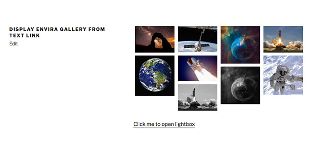 here is our published page before we add our CSS