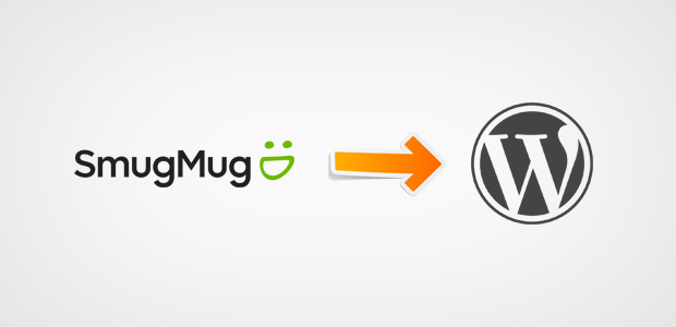 SmugMug to WordPress