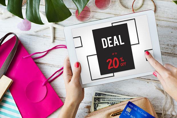 Promotional deals