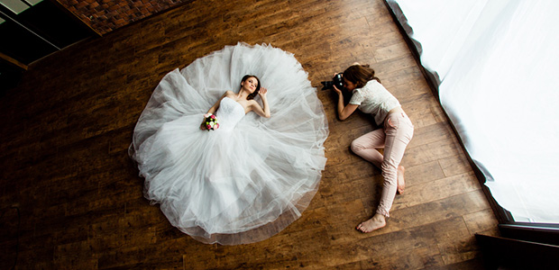 Where Should The Photographer Stand During Wedding Ceremony