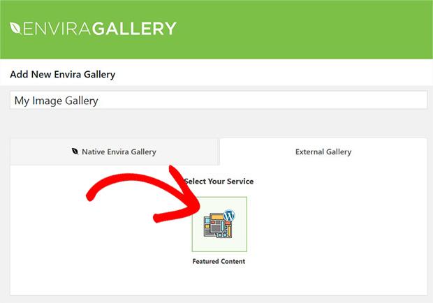 External Gallery