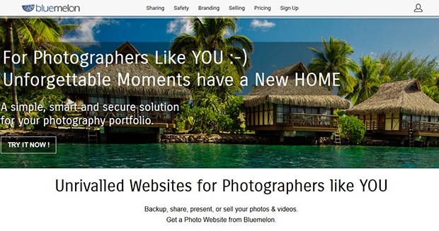 Sell Photos online in Africa BlueMelon