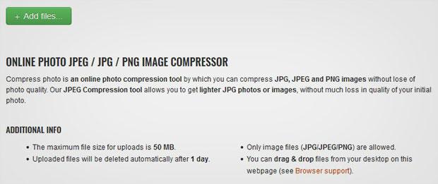 Compress Photos