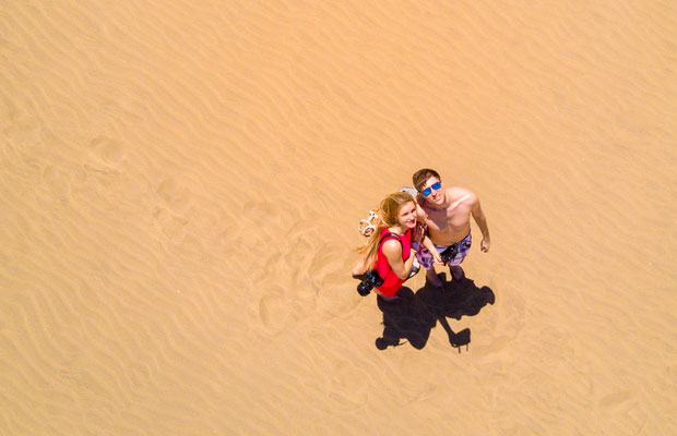 What Are The Best Aerial Wedding Photography Poses For Couples