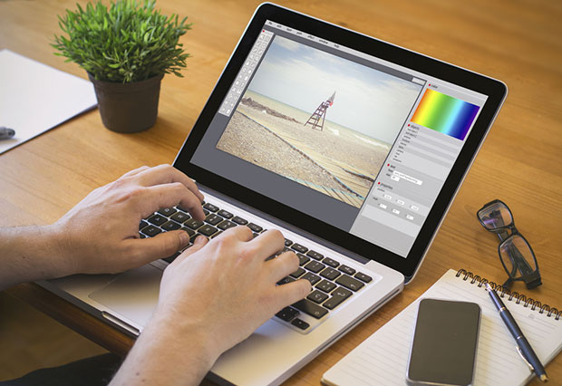 Photo Editing for drone photography