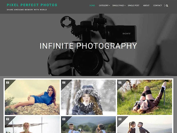 1 infinite photography