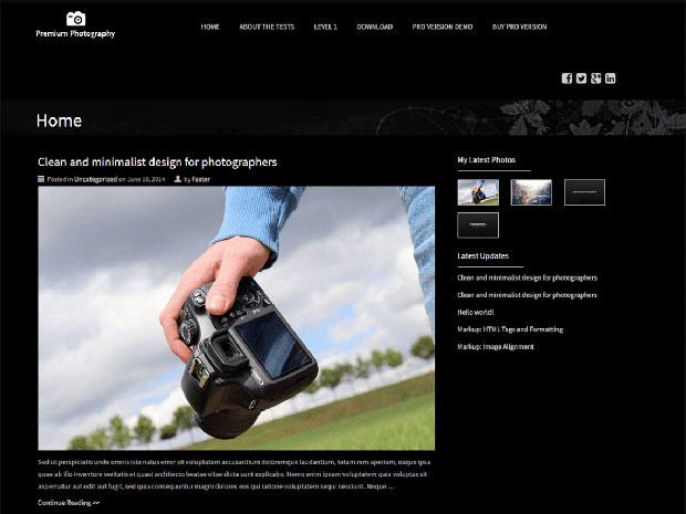 Premium Photography