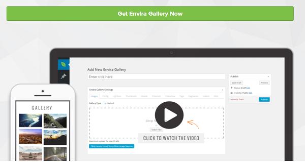 The Envira Gallery
