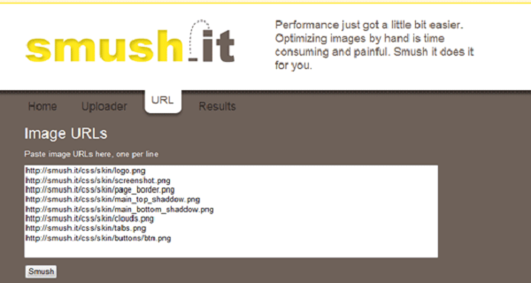 Smush.it Plugin