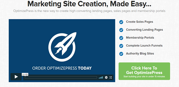 Optimize 2.0 page