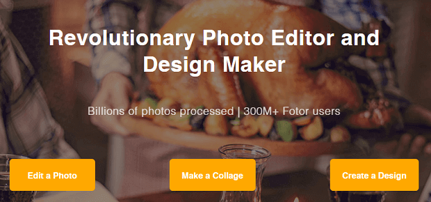 best photo editing software for photographers fotor
