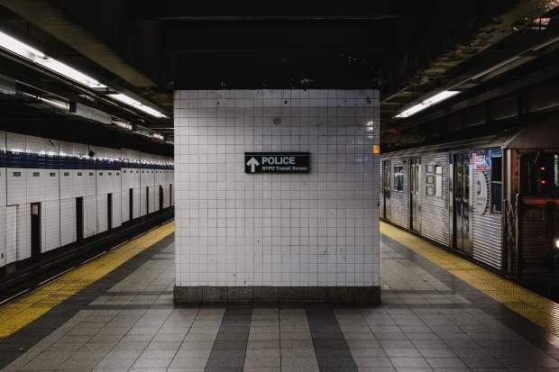 Underground subway system